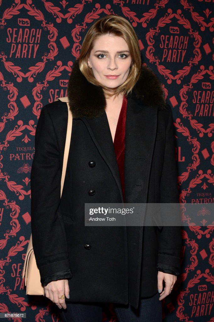 Mischa Barton attends the season 2 premiere of 'Search Party' at Public Arts at Public on November 8, 2017 in New York City.