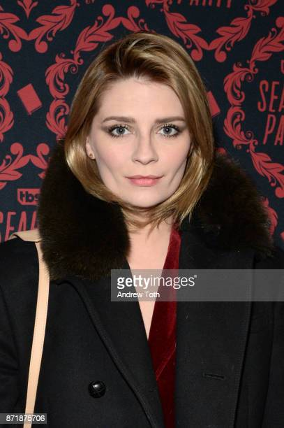 Mischa Barton attends the season 2 premiere of Search Party at Public Arts at Public on November 8 2017 in New York City
