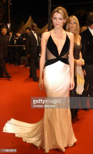 Mischa Barton during 2005 Cannes Film Festival Election Premiere at Palais Du Festival in Cannes France