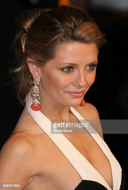 Mischa Barton during 2006 Vanity Fair Oscar Party at Morton's in West Hollywood California United States