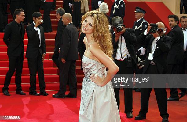 Mischa Barton during 2007 Cannes Film Festival A Mighty Heart Premiere at Palais des Festival in Cannes France