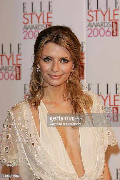 Mischa Barton during ELLE Style Awards 2006 Arrivals at Atlantis Gallery in London Great Britain