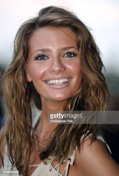 Mischa Barton during FOX Broadcasting Company Introduces its 20032004 Prime Time Line Up at Astara West in West Hollywood California United States