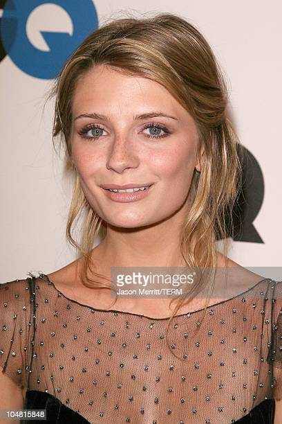 Mischa Barton during GQ Celebrates 2005 Men of the Year - Arrivals at Mr Chow in Beverly Hills, California, United States.
