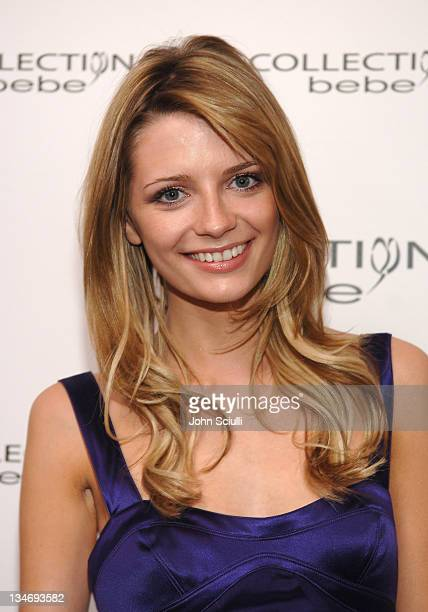 Mischa Barton during MercedesBenz Fall 2006 LA Fashion Week at Smashbox Studios Collection Bebe Arrivals at Smashbox Studios in Culver City...