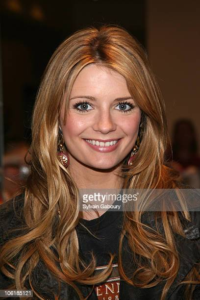 Mischa Barton during Mischa Barton In-store Appearance at Nordstrom at Nordstrom at Garden State Plaza in Paramus, New Jersey, United States.