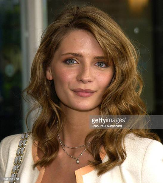 Mischa Barton during Television Critics Association FOX Arrivals Day One at Renissance Hotel in Hollywood California United States