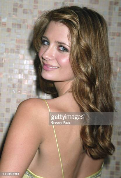 Mischa Barton during The Cast of the Fox TV Series The OC YM Cover Party at LQ in New York City New York United States