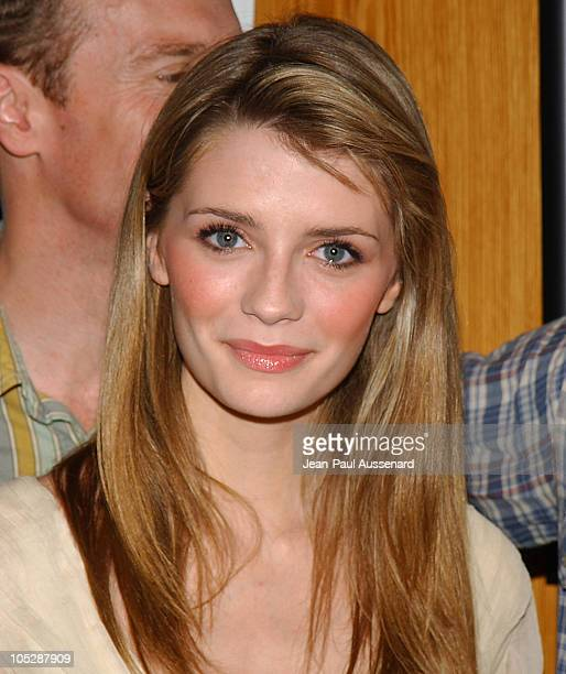 Mischa Barton during The OC at The 21st Annual William SPaley Television Festival at Directors Guild of America in Los Angeles California United...