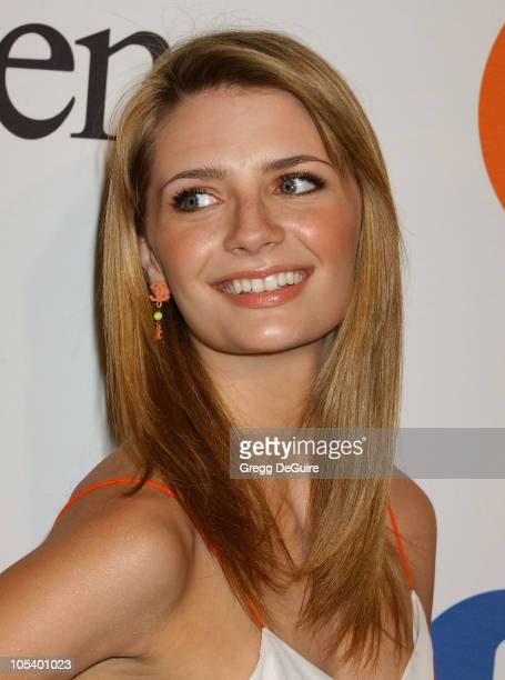 Mischa Barton during The OC Season Finale Party Arrivals at Falcon in Hollywood California United States