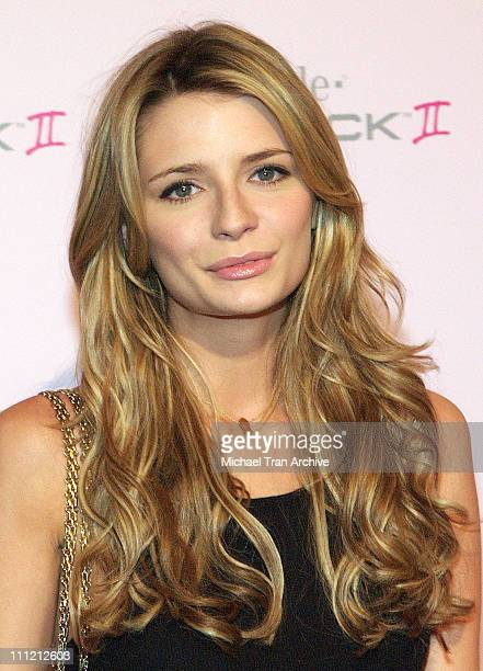 Mischa Barton during T-Mobile Limited Edition Sidekick II Launch - Arrivals at T-Mobile Sidekick II City in Los Angeles, California, United States.