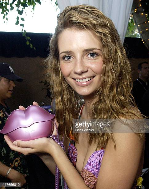 Mischa Barton visits California Leash Company during 2003 Teen Choice Awards Backstage Creations Day of Show at Universal Amphitheatre in Universal...