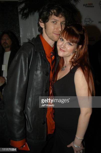 Mischa Livingstone and wife Sara Rue *Exclusive*