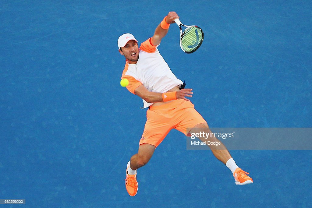 2017 Australian Open - Day 9 : News Photo