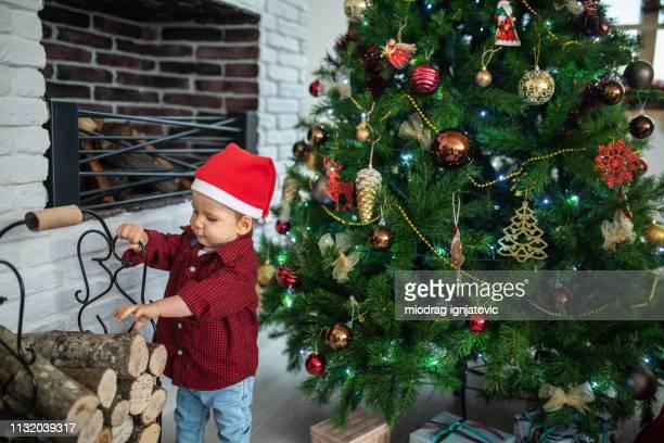 Mischievous Santa helper
