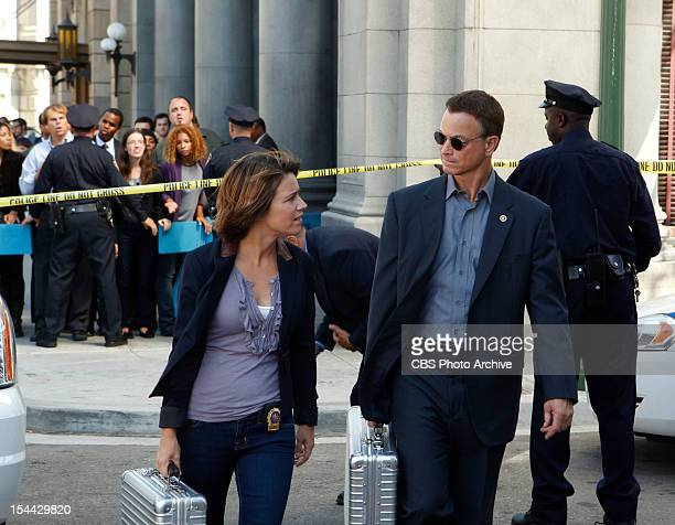 'Misconceptions' Det Mac Taylor and Det Lindsay Messer investigate a 20yearold case involving a missing boy when the prime suspect is found murdered...