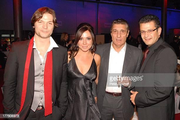 Misel Maticevic Simone Thomalla Lebensgefährte Rudi Assauer PartyGast AftershowParty nach ZDFGala Verleihung Deutscher Fernsehpreis 2008 Coloneum...