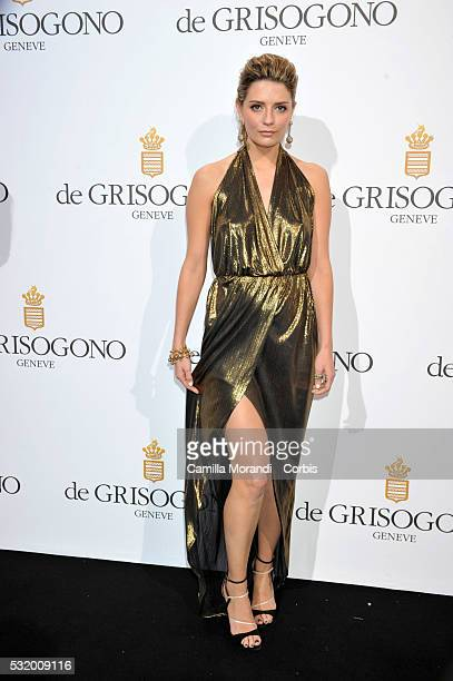 Misha Barton attends the De Grisogono Party at the 69th annual Cannes Film Festival at Hotel du CapEdenRoc on May 157 2016 in Cap d'Antibes France