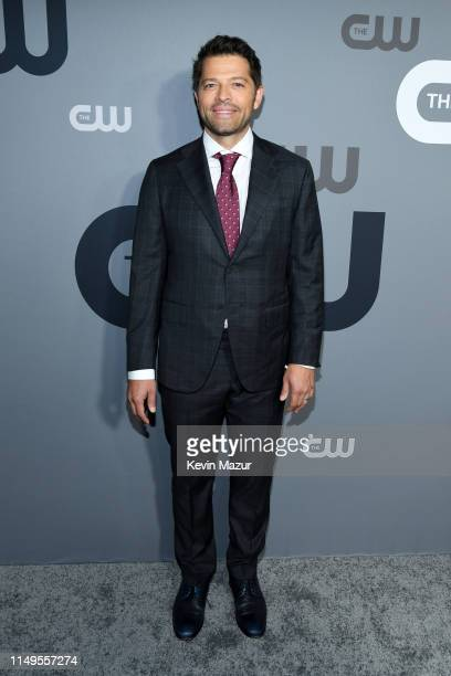 Misha Collins attends the The CW Network 2019 Upfronts at New York City Center on May 16 2019 in New York City
