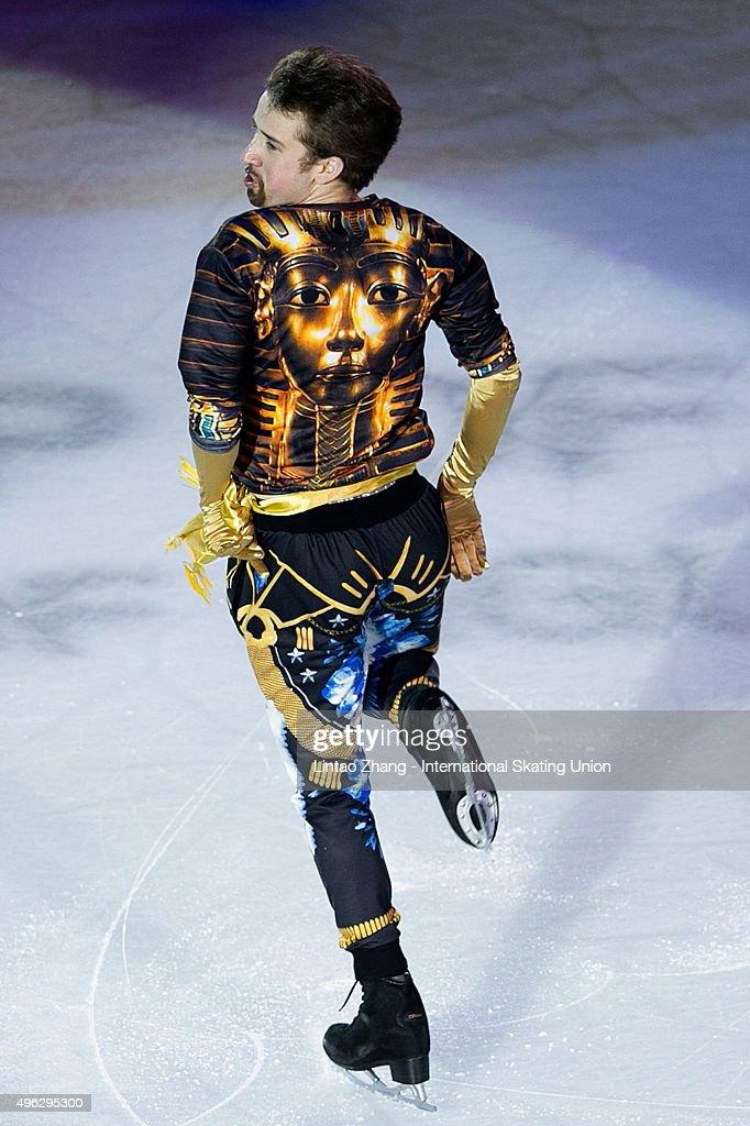 ISU Grand Prix Of Figure Skating - Day 3 : ニュース写真