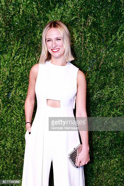 Misha Nonoo at the 2016 CFDA/Vogue Fashion Fund Awards at Spring Studios on November 7 2016 in New York City