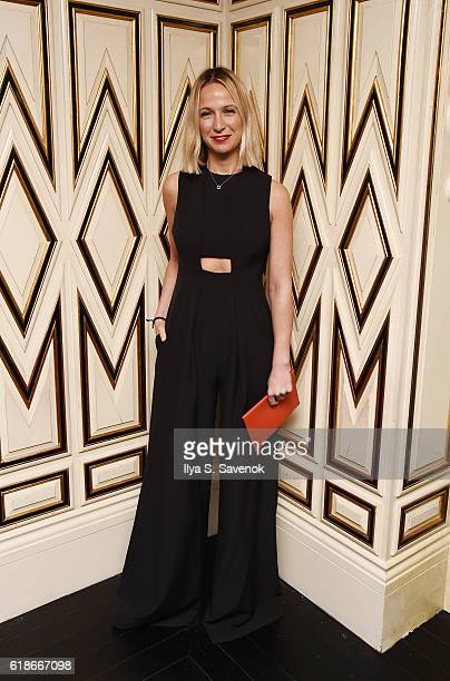 Misha Nonoo attends the at BG Restaurant Bergdorf Goodman on October 27 2016 in New York City