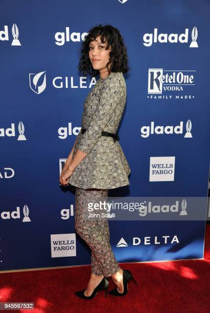 Mishel Prada celebrates achievements in LGBTQ community at the 29th Annual GLAAD Media Awards Los Angeles in partnership with LGBTQ ally Ketel One...