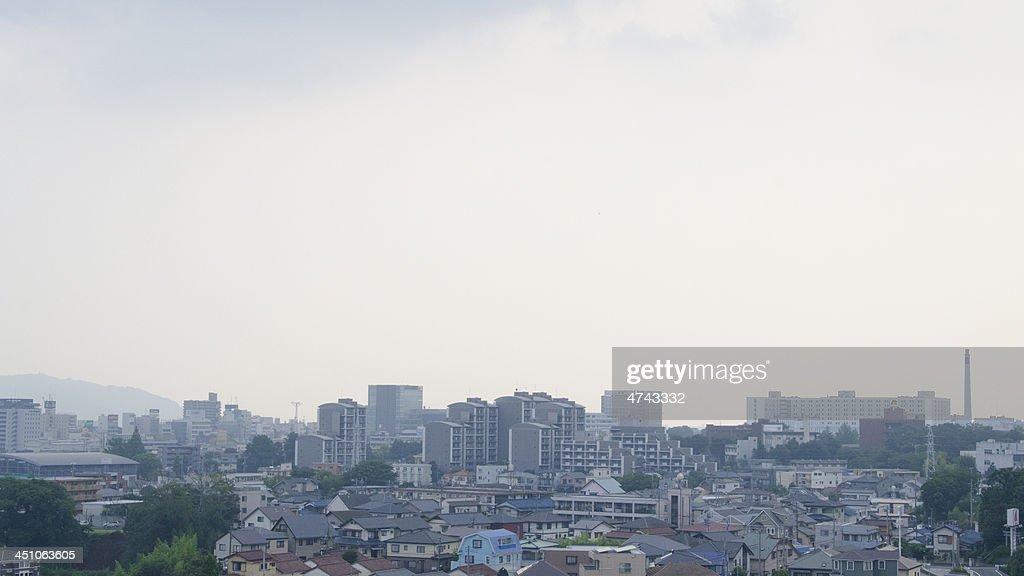 Mishima city,  Shizuoka, Japan : Stock Photo