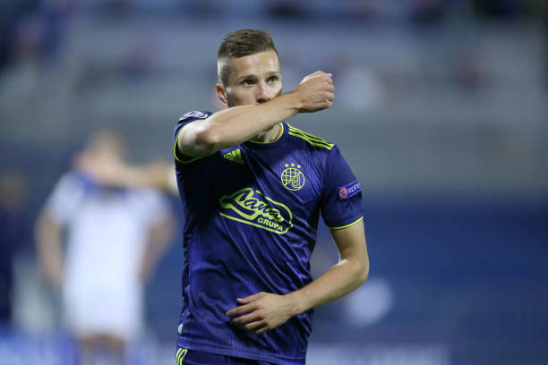 HRV: Dinamo Zagreb v Atalanta: Group C - UEFA Champions League