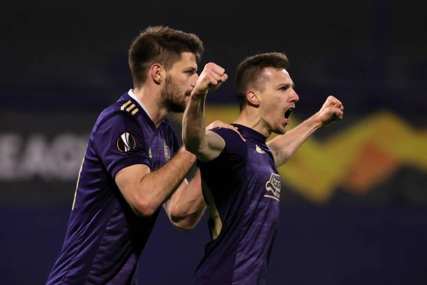 HRV: Dinamo Zagreb v Tottenham Hotspur - UEFA Europa League Round Of 16 Leg Two