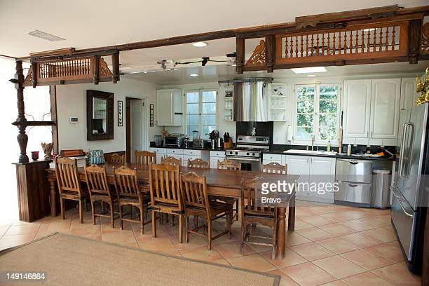 LEWIS 'Mismatched' Episode 108 Pictured Kitchen before renovation