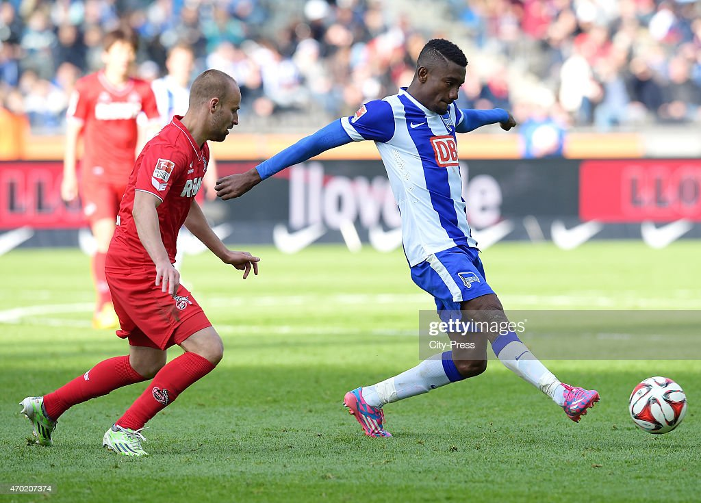 Hertha BSC v 1. FC Koeln - Bundesliga : News Photo