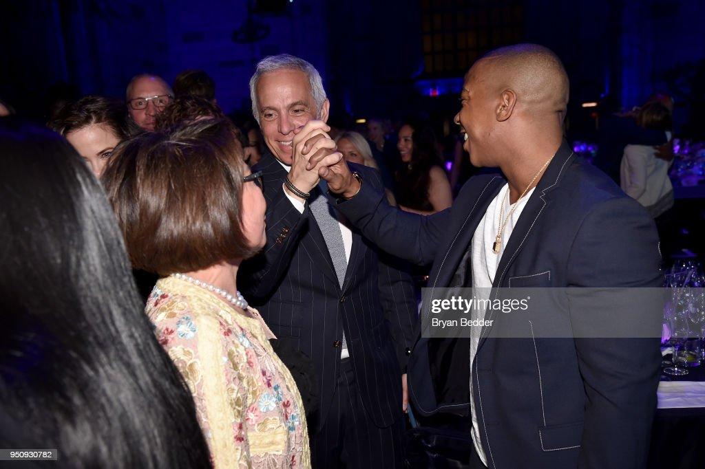 Misook Doolittle Eric Ripert And Ja Rule Attend City Harvest S 35th News Photo Getty Images