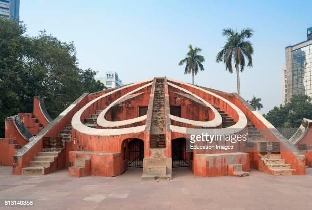 Misra Yantra Jantar Mantar New Delhi India