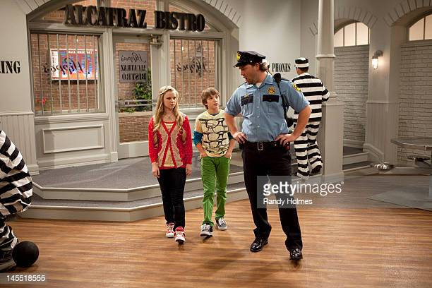 ANT FARM misrepresANTation Chyna helps Cameron track down his imaginary model girlfriend and she and Angus do everything they can to help Cameron...