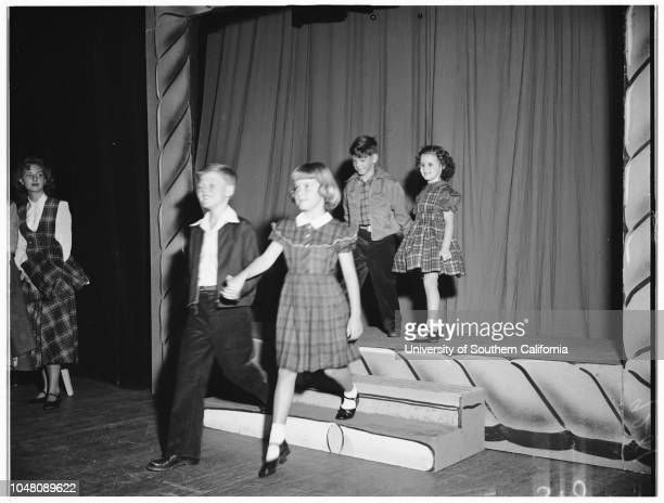 Miss 1961 contest, 6 September 1961. Barbara Schmidt -- 15 years ;Marian Tams -- 17 years;Pat Hopper -- 14 years ;Sally Forbes -- 15 years;Shirlee...