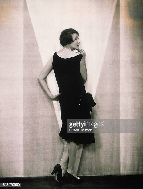 Miss Adele Astaire who is appearing in 'Funny Face' now in the Provinces due to open shortly in the West End Astaire Adele Teamed up with her brother...
