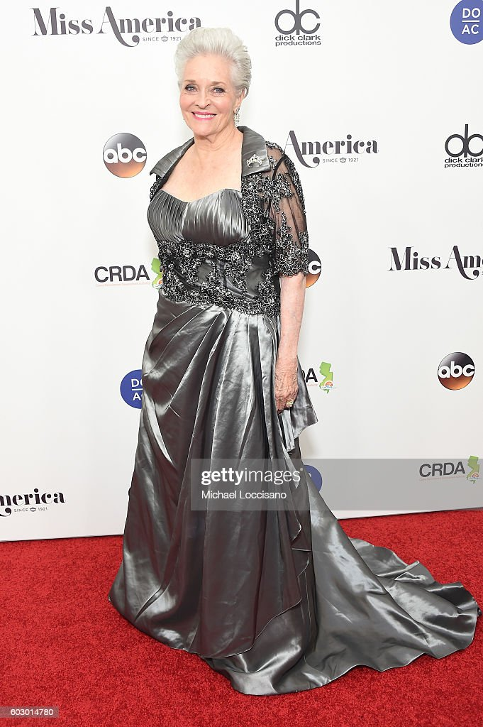 2017 Miss America Competition - Red Carpet : News Photo