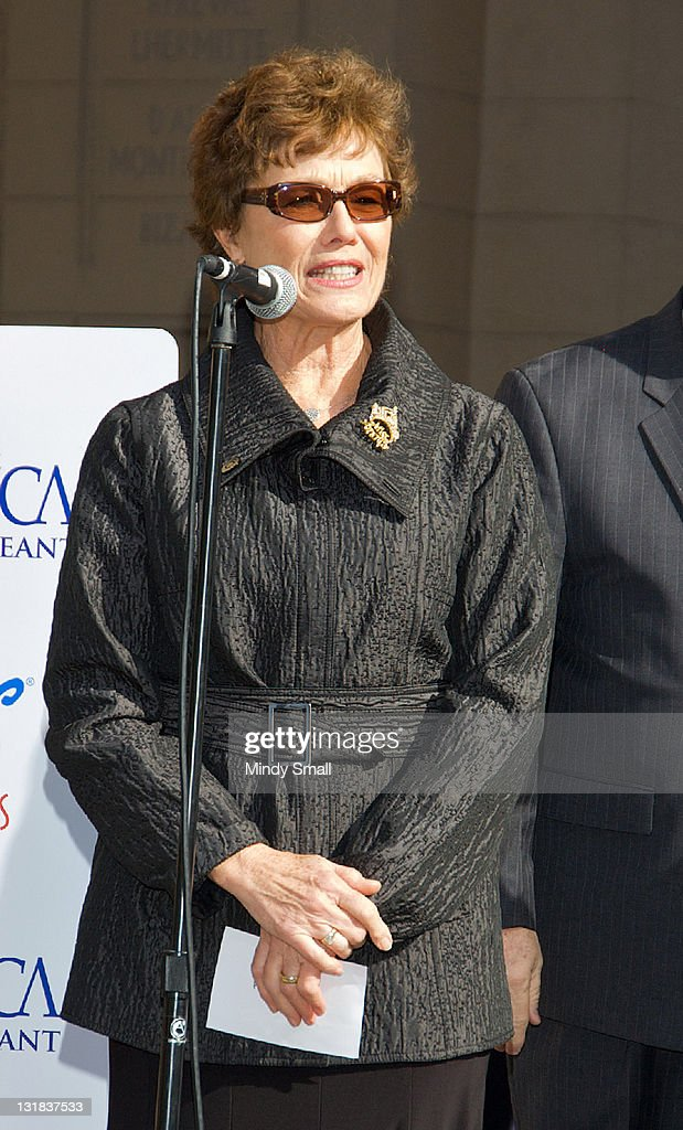 Miss America 1961 Nancy Fleming attends the 2011 Miss America's 'Show Us Your Shoes' Parade at Paris Las Vegas on January 14, 2011 in Las Vegas, Nevada.