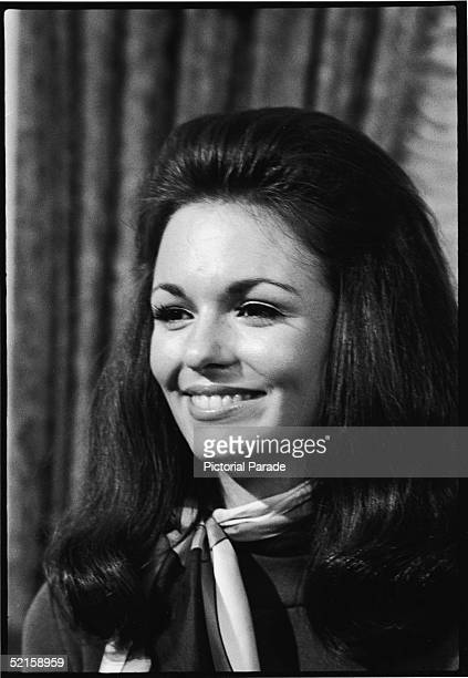 Miss America 1971 Phyllis George 1971 George became the first female national sportscaster in the US when she coanchored the 'NFL Today Show' from...