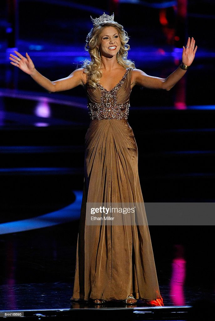 New York Miss America 2008