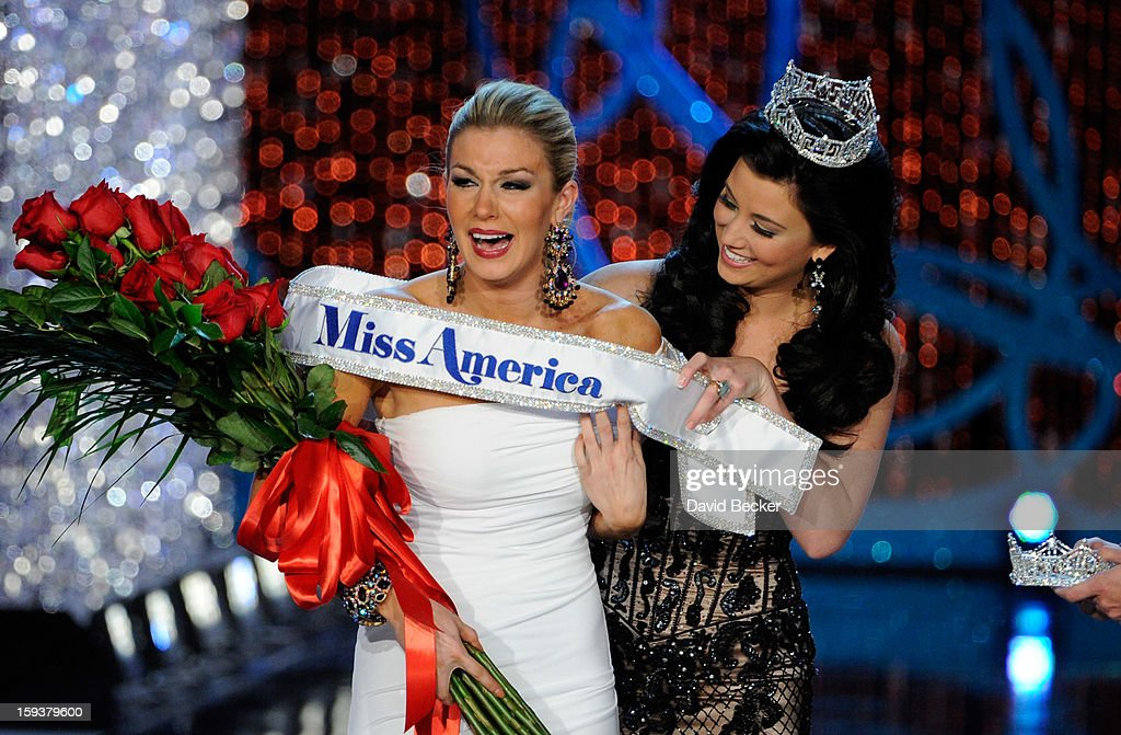 2013 Miss America Pageant : News Photo