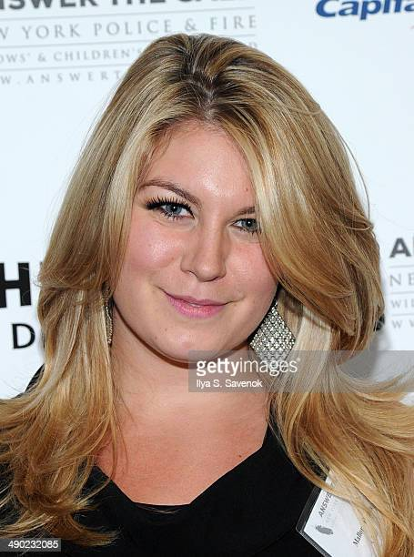 Miss America 2013 Mallory Hagan attends the 2nd Annual New York Police Fire Widows' Children's Benefit Fund 'Kick Off To Summer' Benefit at Empire...