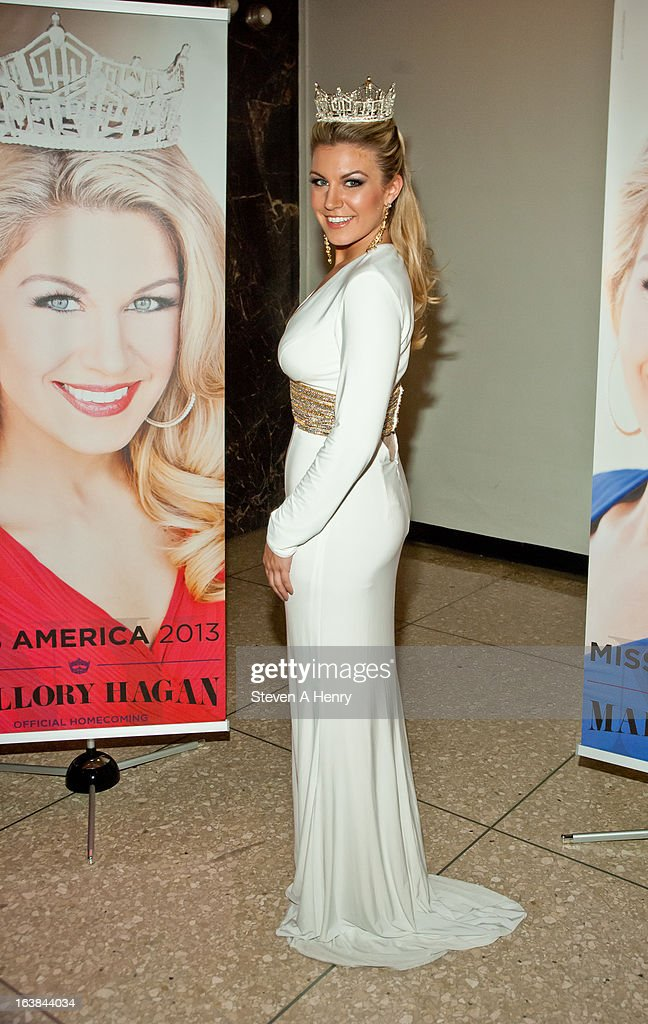Miss America 2013 Homecoming Gala