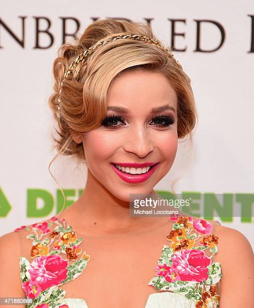 Miss America 2015 Kira Kazantsev attends the 141st Kentucky Derby Unbridled Eve Gala at Galt House Hotel Suites on May 1 2015 in Louisville Kentucky