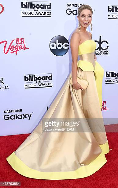 Miss America 2015 Kira Kazantsev attends the 2015 Billboard Music Awards at MGM Grand Garden Arena on May 17 2015 in Las Vegas Nevada