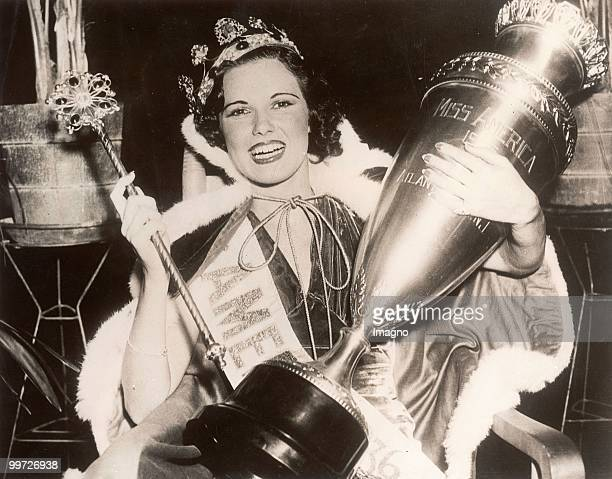 Miss America competition: The acting Miss Philadelphia of 1936 Rose Veronica Coyle won the beauty competition and is the new Miss America. New...
