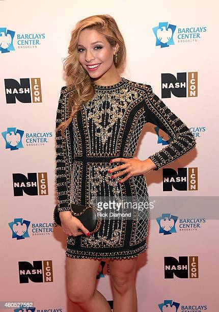 Miss America Kira Kazantsev attends the Inaugural Nash Icon ACC Awards postshow party honoring Reba as the first recipient of the NASH ICON Award at...