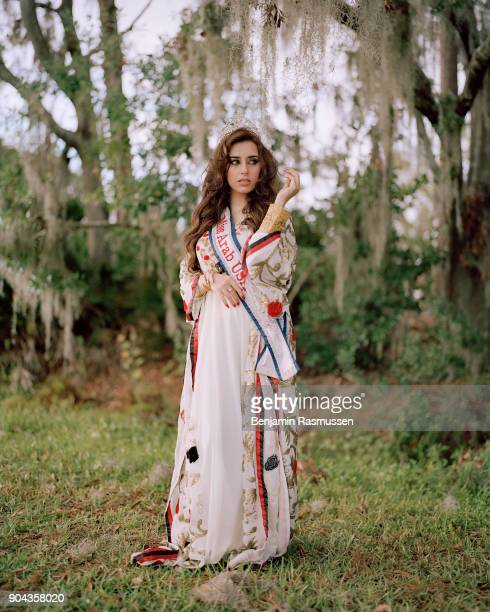 Miss Arab USA 20162017 Baian Taleb poses for a portrait outside of her home in Melbourne Florida In the 1915 case Dow V United States the decision...