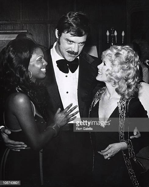 Miss Bunnie of 1974 Larry Czanko and Connie Stevens